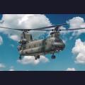 1:48 Italeri 2779 Американский тяжёлый военно-транспортный вертолёт Boeing CH-47F / HC.2 Chinook