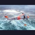 1:48 Italeri 2712 Американский военно-транспортный вертолёт Sikorsky UH-34J / H-34G.III