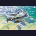 1:48  Trumpeter  02894 Английский истребитель De Havilland DH.103 Hornet F.Mk.3
