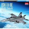 1:72 Academy 12565 Американский  истребитель USN F/A-18E VFA-195