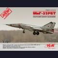 1:72 ICM 72172 Советский самолёт-разведчик МиГ-25РБТ