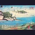 1:72 Italeri 0103 Итальянский бомбардировщик FIAT BR.20 Cicogna