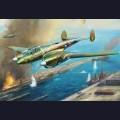 1:72 Звезда 7283 Советский пикирующий бомбардировщик Пе-2