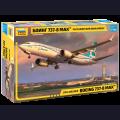 1:144 Звезда 7026   Пассажирский авиалайнер Boeing 737-8 MAX
