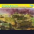 1:35 Dragon 6604 Немецкий средний танк Pz.Kpfw.III Ausf.M w/Schurzen