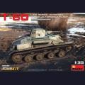 1:35 MiniArt 35232 Советский легкий танк Т-60 с интерьером
