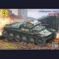 1:35 Моделист 303508 Немецкий лёгкий танк Pz.Kpfw.II Ausf.D