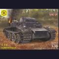 1:35 Моделист 303518 Немецкий лёгкий танк Pz.Kpfw.I Ausf.F (VK.18.01)