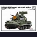 1:35  Panda  PH 35002 Российский зенитный ракетно-пушечный комплекс 2С6М