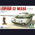1:35 Takom 2003 Канадский основной боевой танк Leopard C2 MEXAS