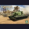 1:35  Takom  2064 Американский тяжелый танк T29E3