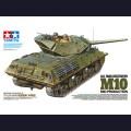 1:35 Tamiya 35350 Американская противотанковая самоходная артиллерийская установка M10 Wolverine