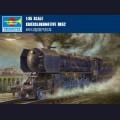 1:35 Trumpeter 00210 Германский паровоз Kriegslokomotive BR 52