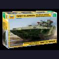 1:35 Zvezda 3681 Российская тяжёлая боевая машина пехоты Т-15