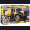 1:35  Zvezda  3654  Российский армейский грузовик Урал-4320