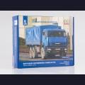 1:43 AVD Models 1302 Бортовой грузовик Камаз-43118 с тентом