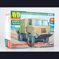 1:43 AVD Models 1439 АВТОМОБИЛЬ-ФУРГОН ХЛЕБНЫЙ АФХ (66)