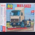 1:43 AVD Models 1171 Седельный тягач МАЗ-5432 позднего выпуска