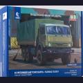 1:43 AVD Models 1307 Бортовой грузовик KAMAZ-53501