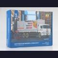 1:43 AVD Models 1310 Бортовой грузовик KAMAZ-65117 (рестайлинг) (с тентом)