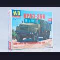 1:43 AVD Models 1348 Бортовой грузовик КрАЗ-260 (ранних выпусков)