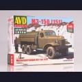 1:43 AVD Models 1349  Маслозаправщик М3-150 (151)