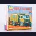 1:43 AVD Models 1381 Командно-штабная машина КШМ Р-142 (66)