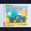 1:43 AVD Models 6002  Колесный трактор Т-150К