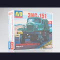 1:43 AVD Models 1332  Бортовой грузовик ЗиС-151