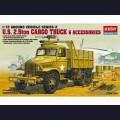 1:72 Academy 13402 тонный грузовик армии США