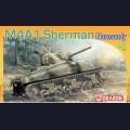 1:72 Dragon 7568 Американский средний танк M4A1 Sherman