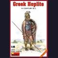1:16 MiniArt 16013 Греческий гоплит IV век до нашей эры