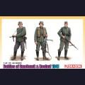 1:35 Dragon 6791 Немецкая пехота Битва за Смоленск и Рославль 1941