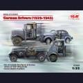 1:35  ICM  35642 Германские водители 1939-1945 г.