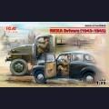 1:35 ICM 35643 Водители РККА 1943-1945г