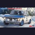 1:24 Hasegawa 20332 BMW 2002 ti Ралли Монте-Карло 1969г