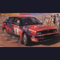 1:24 Hasegawa 25208 Lancia Delta HF Integrale 16V Ралли Сан-Ремо 1989г
