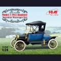 1:24  ICM  24001 Ford Model T 1913 Roadster