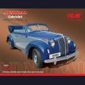 1:24  ICM  24021 Opel Admiral Cabriolet
