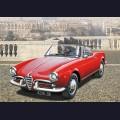 1:24 Italeri 3653 Alfa Romeo Guiletta Spider 1300