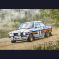 1:24 Italeri 3650 FORD ESCORT RS1800 Mk.II Lombard RAC