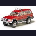 1:24  Tamiya  24124 Mitsubishi Montero с внедорожным обвесом