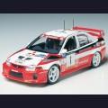 1:24  Tamiya  24203 Mitsubishi Lancer Evolution V WRC