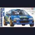 1:24  Tamiya  24218 Subaru Impreza WRC, 1999г