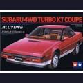 1:24 Tamiya 24055 Subaru 4WD Turbo XT Coupe Alcyone