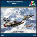 1:48 Italeri 2790 Французский истребитель Mirage F.1