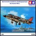 1:48 Tamiya 61026 Британский истребитель-бомбардировщик Sea Harrier FRS.1