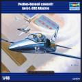 1:48 Trumpeter 05804 Учебно-боевой самолёт Aero L-39C Albatros