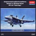 1:72 Academy 12547 Американский палубный истребитель Boeing F/A-18E Super Hornet VFA-143