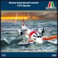 1:72 Italeri 1402 Военно-транспортный самолёт C-27J Spartan
